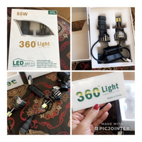 Used LED Head light for car in Dubai, UAE