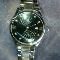 Used Mineral Crystal With White Dial Color Men in Stainless Steel wrist watch   in Dubai, UAE