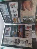 Used UAE postage stamps in Dubai, UAE