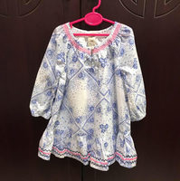 Beautiful Summer Dress From #Oshkosh. For 18 Months.