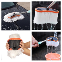 Used Multi silk brush/mop for car & house in Dubai, UAE