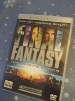 Used Final Fantasy the spirits within DVD in Dubai, UAE