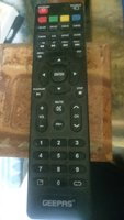 Used Geepas TV remote in Dubai, UAE
