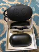 Used Galaxy buds with box and all accessories in Dubai, UAE