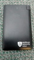 Middlesex University Power Bank