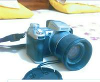 Sony Slr Camera  With Box