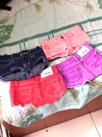 Used Deeper jeans shorts for age0-6 baby girl in Dubai, UAE