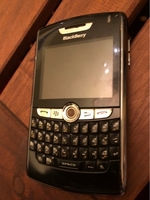 Used Vintage Antique Blackberry mobile phone in Dubai, UAE