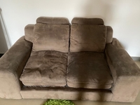 Used Couch 3 ,2 and 1 chair with AED 400 in Dubai, UAE
