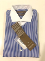 Used NEW DAMAT Shirt Slim Fit Size S 37/38 in Dubai, UAE
