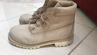 Used Timberland waterproof shoes size EU 37.5 in Dubai, UAE