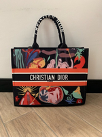 Used Book Tote Christian Dior Bag in Dubai, UAE