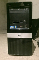 Used HP Desktop CPU (Compaq Elite 7200 MT) in Dubai, UAE