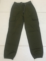 Used Men Trousers (Army Green) in Dubai, UAE