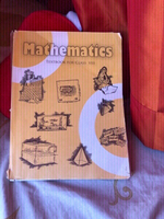 Used Maths textbook for class 8th 👇read👇 in Dubai, UAE