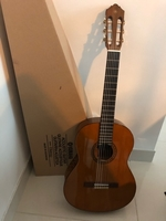 Used Used once Original Yamaha Guitar Size M in Dubai, UAE
