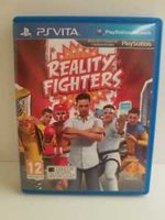 Used Reality Fighters - PS Vita - As New in Dubai, UAE