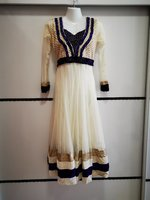 Used New white shimmery dress for ladies in Dubai, UAE