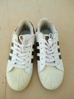 Used Adidas superstar shoes used in Dubai, UAE