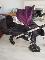 Used Baby jogger city select double standard in Dubai, UAE