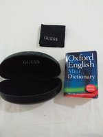 Used Oxford dictionary + Guess sunglasse case in Dubai, UAE