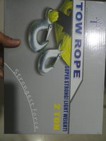 Used Tow rope #packed 👌👌👌 in Dubai, UAE