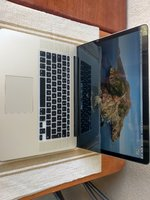 Used Macbook Pro (Retina, 15-inch, Mid 2014) in Dubai, UAE