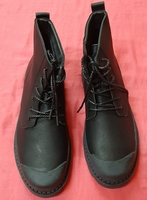 Used Boots for him, 46 size, black in Dubai, UAE