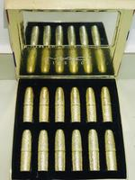 Used Mac Gold Collection Lipstick 12pcs in Dubai, UAE