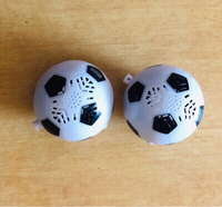 Used 2 Bt Speakers New-Keychain F-Ball Design in Dubai, UAE