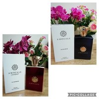 Used Amouge men perfume bundle offer in Dubai, UAE