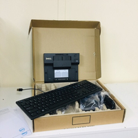 Used Bundle DELL Docking Set + keyboard NEW in Dubai, UAE