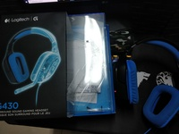 Used Logitech G430 Gaming Headset in Dubai, UAE