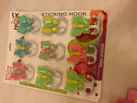 Used Cute butterfly hooks  in Dubai, UAE