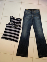 Used Branded outfit small size  in Dubai, UAE