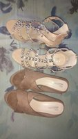 Used Dovani sandals for two size 37 and 39 in Dubai, UAE