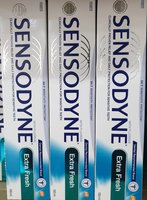 SENSODYNE power pack 6 pieces