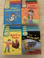 Used Biff chip & kipper 16 books level 1-4 in Dubai, UAE