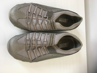 Used Silver Sketchers Trainers in Dubai, UAE