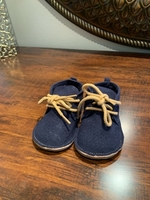 Used NEXT baby shoes- Navy in Dubai, UAE