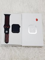 Used Smart watch red W5 new call n WhatsApp in Dubai, UAE