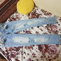 Used Stressed jeans nd shirt both 50dhs in Dubai, UAE