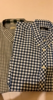 Used 2 branded shirts large used in Dubai, UAE