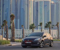 Used Ford focus Model 2014 (Sport 2.0) in Dubai, UAE