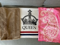 Used 3 new cushion covers in Dubai, UAE