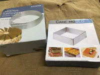 Used Cake mould2pc in Dubai, UAE