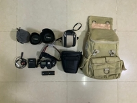 Used Canon full set in Dubai, UAE