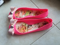 Used Ted baker pink flats in Dubai, UAE