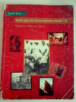 Used Class 10 History (S.S.T) Textbook in Dubai, UAE