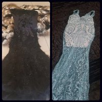 Used Evening Dresses GIVE AWAY PRICE M/L in Dubai, UAE